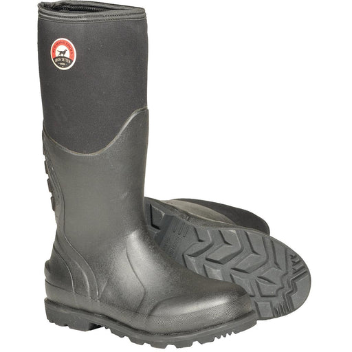 "Irish Setter Stillwater 15""H Plain Toe Pull-On Chore Boots"