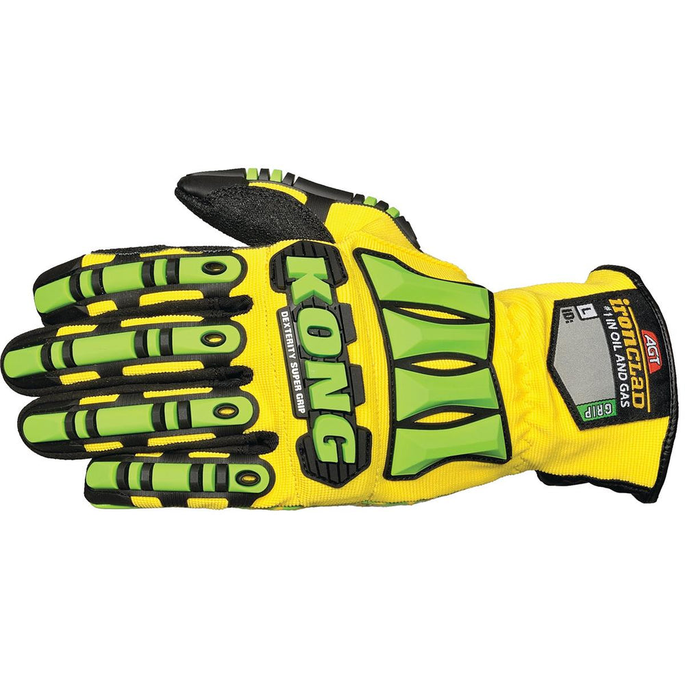Ironclad Kong® Dexterity Super Grip Gloves