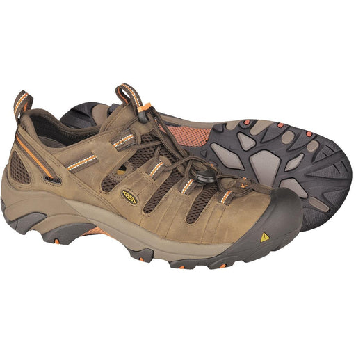 KEEN Atlanta Cool Steel Toe Shoes