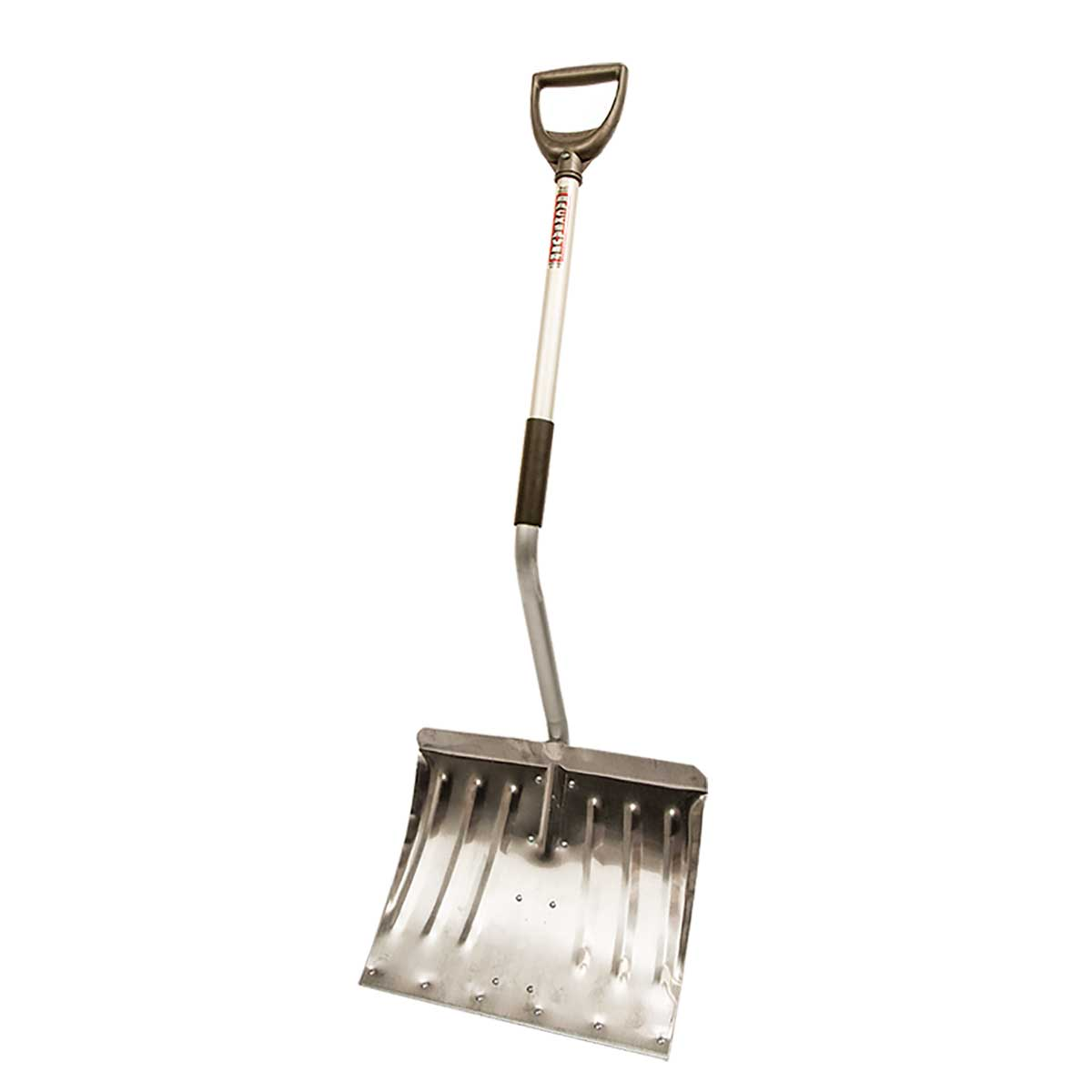 Aluminum Snow Shovel with Back-Saver® Handle