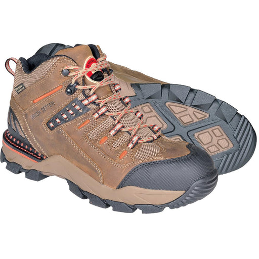 "Irish Setter Two Harbors Men's 6""H Safety Toe Waterproof Boots"