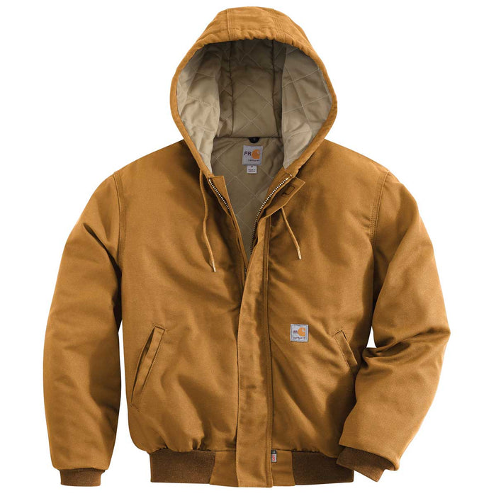 Carhartt 101622 Flame-Resistant Midweight Duck Active Jacket