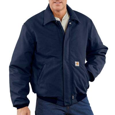 Carhartt 101623 Flame-Resistant Quilt-Lined Bomber Jacket