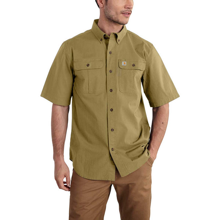 Carhartt 101555 Foreman Short Sleeve Work Shirts