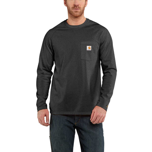 Carhartt Force™ Long-Sleeve Moisture-Wicking T-Shirt