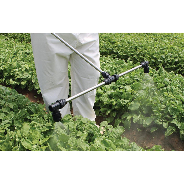 Jacto® Sprayer Replacement Double Nozzle Spray Boom