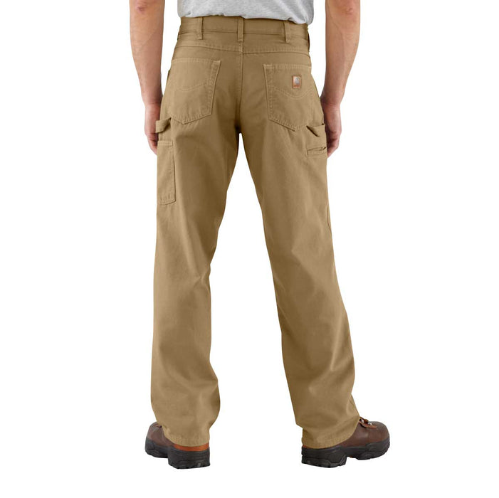 "Carhartt B159 Canvas Carpenter's Jeans - Waist Sizes 30"" to 38"""