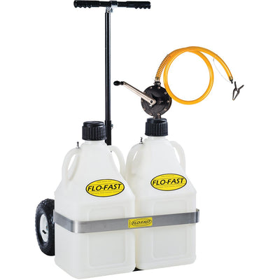 Flo-Fast™ Portable Diesel Exhaust Fluid Transfer System, 7.5-gal.