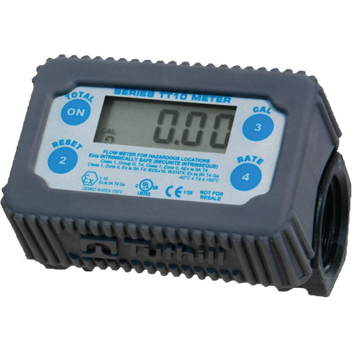 Fill-Rite Polymer Digital In-Line Turbine Meter