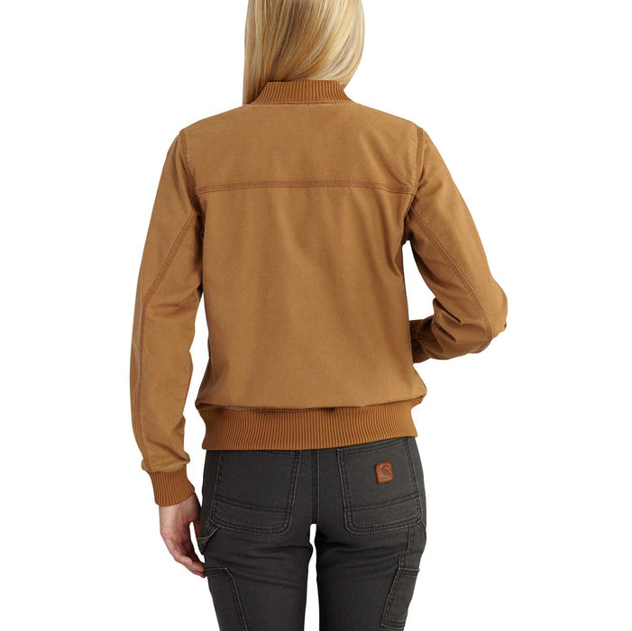 Carhartt 102524 Crawford Women's Bomber Jacket