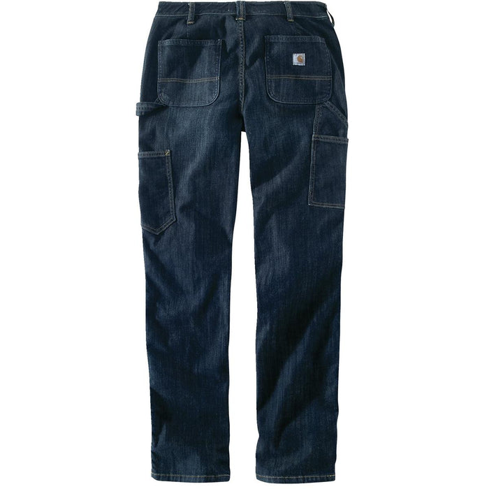 Carhartt Women's Layton® Slim-Fit Straight-Leg Jeans, 102735