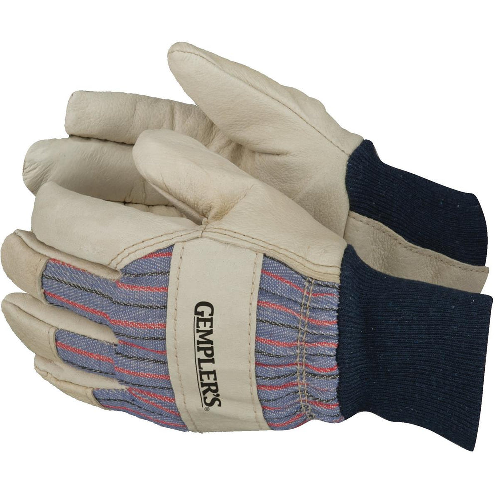 Insulated Pigskin Leather Palm Gloves