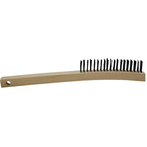 Curved Handle Wire Brush