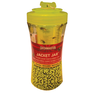 Catchmaster® Jacket Jar™ Wasp, Yellow Jacket and Hornet Trap