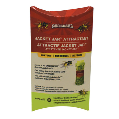 Catchmaster® Jacket Jar™ Trap Attractant Refill