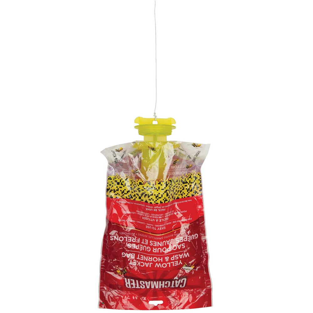 Catchmaster Wasp and Yellow Jacket Bag Trap
