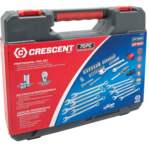 Crescent 70-pc. Tool Set