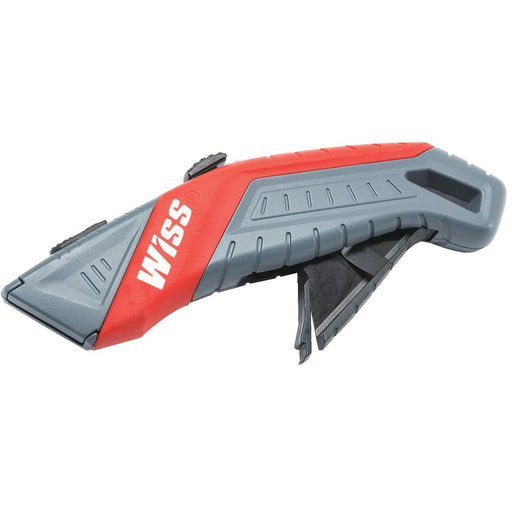 Wiss Auto-Retracting Safety Utility Knife