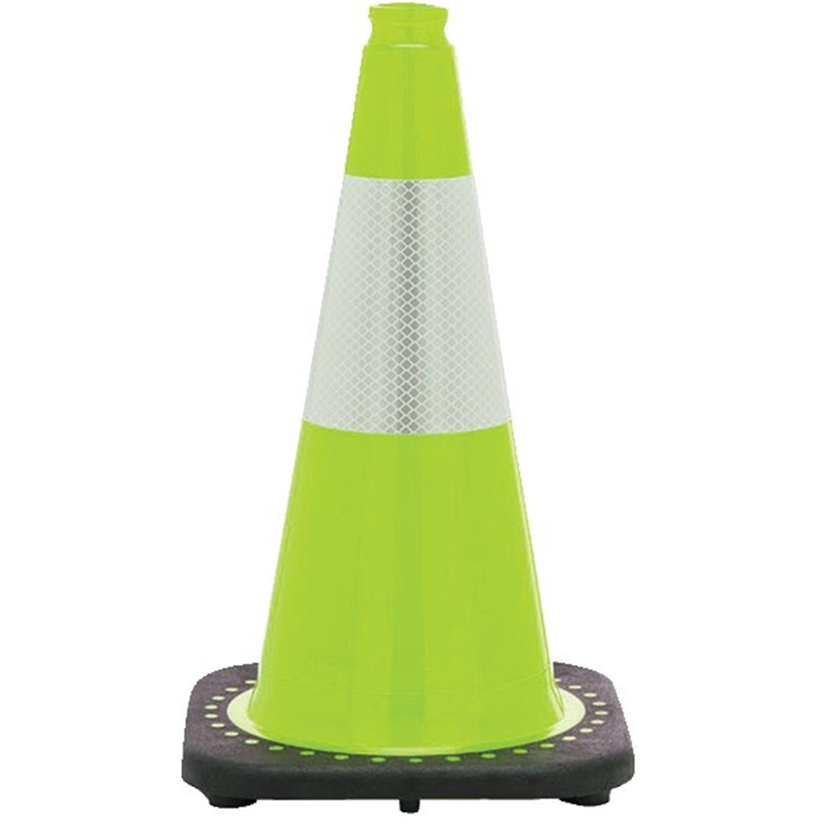 "Revolution Series 18"" Reflective Traffic Cones"