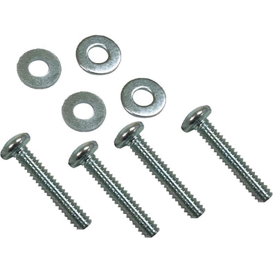 Screw and Washer Kit for Pump Attachment, Gempler's Sprayers