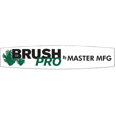 Brush Pro Decal for Sprayer Tank