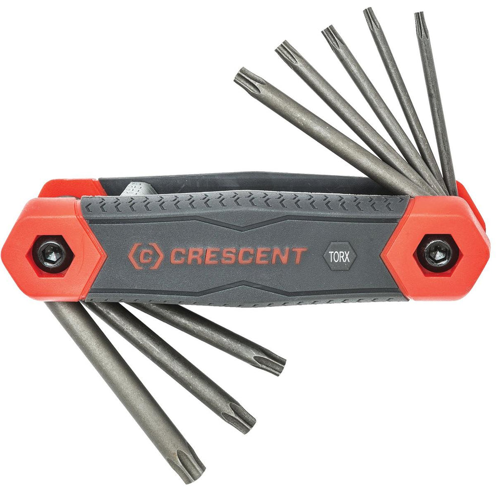 Crescent® 8-pc. Folding Torx® Key Set