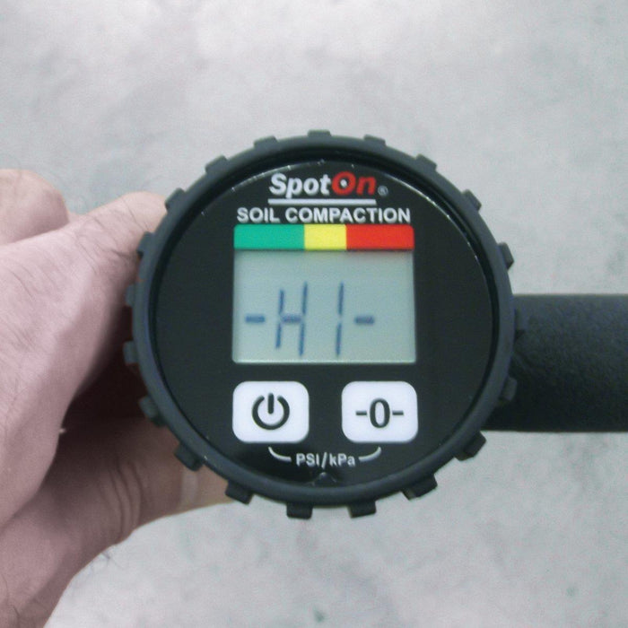 SpotOn® Digital Soil Compaction Meter
