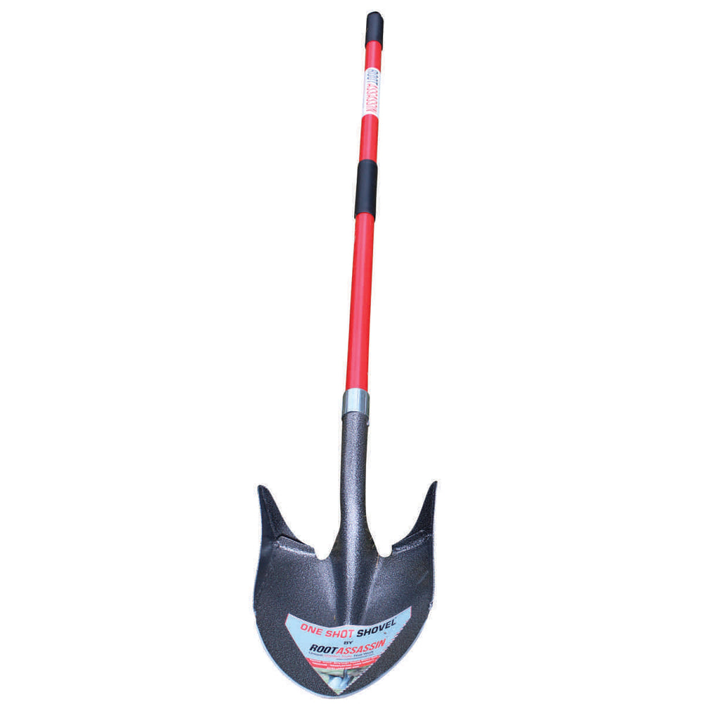 Root Assassin™ One Shot Straight Handle Shovel