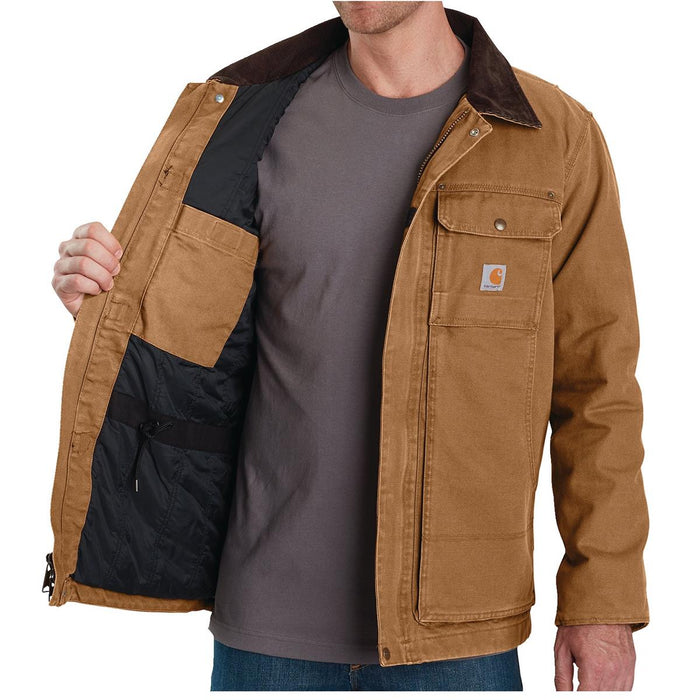 Carhartt Mens Full Swing Chore Coat Outerwear