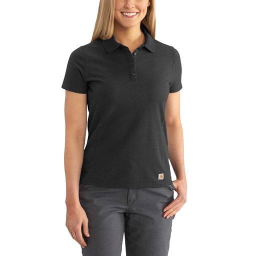 Carhartt 102460 Women's Contractor's Short-Sleeve Work Polo