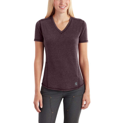 Carhartt Women's Force Ferndale Short-Sleeve T-Shirt, 102527