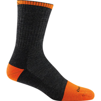 Darn Tough® Cushion Men's Steely Micro Crew Socks