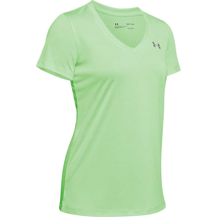 Under Armour Women's Tech™ Twist V-Neck T-Shirt