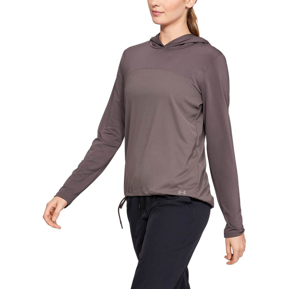 93481bd671 Under Armour Women's Iso-Chill Long Sleeve Hoodie
