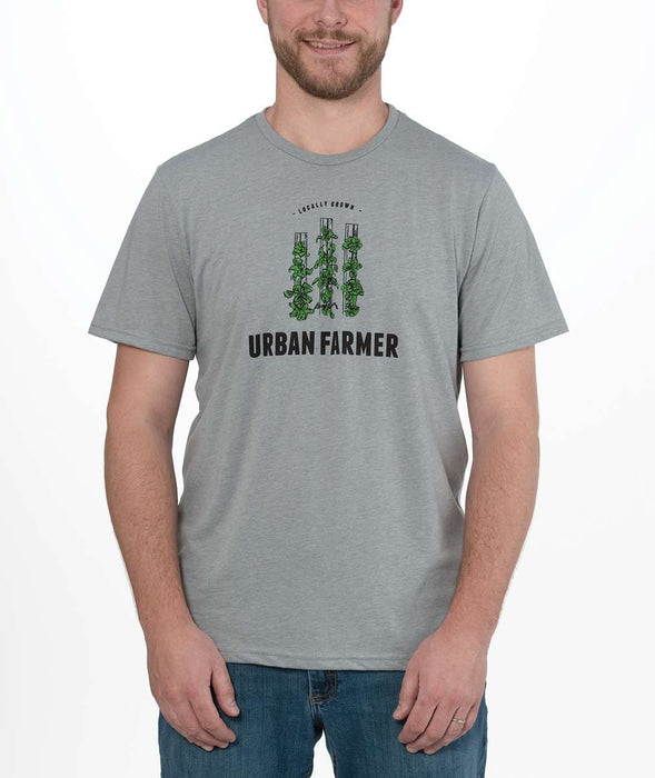 Locally Grown Urban Farmer Men's T-Shirt