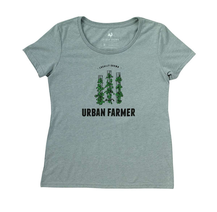 Locally Grown Urban Farmer Women's T-Shirt