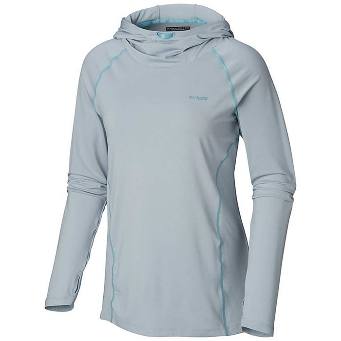 a1415f3d2a9 Columbia Women's PFG Tamiami™ Heather Knit Hoodie — Gempler's