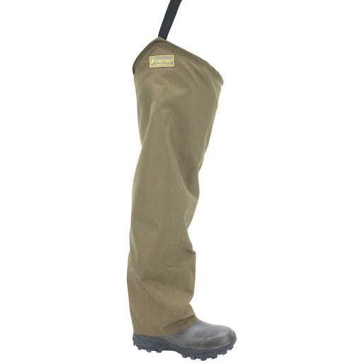 Frogg Toggs Brush Hogg Heavy-Duty Nylon Hip Wader