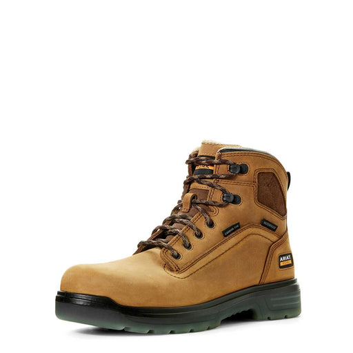 "Ariat Turbo 6"" Waterproof Safety Toe Boot"