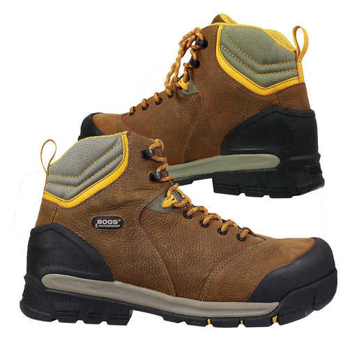 BOGS Men's Bedrock Waterproof Work Boot