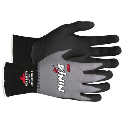 Ninja® BNF with NFT® Coating, 15 Gauge Nylon/Spandex Coated Glove