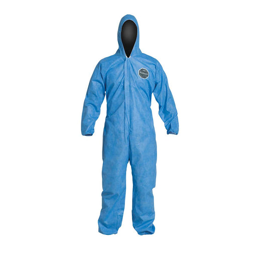 DuPont™ ProShield® 10 Coveralls, Hood, 25 Pack