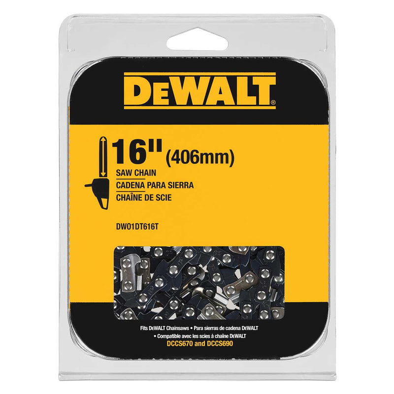 DeWalt Trilink 16 inch Saw Chain Replacement