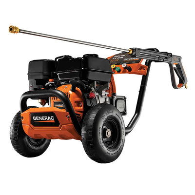 Generac 3600 PSI 2.6 GMP Commercial Pressure Washer