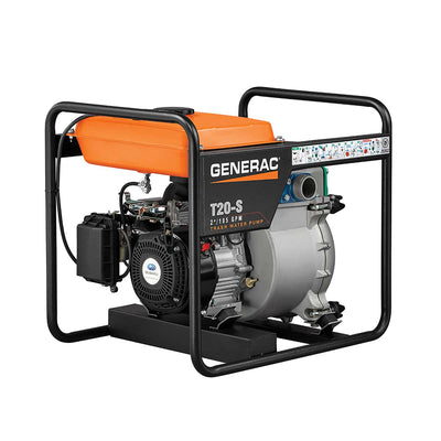 "Generac 2"" Trash Water Pump"