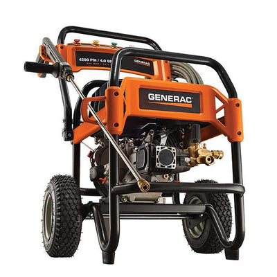 Generac 4200 PSI 4.0 GPM Commercial Pressure Washer