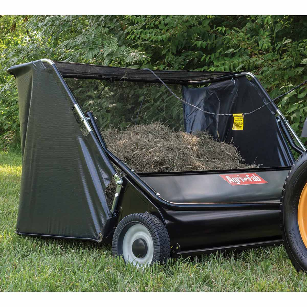 "Agri-Fab 52"" Tow Lawn Sweeper"