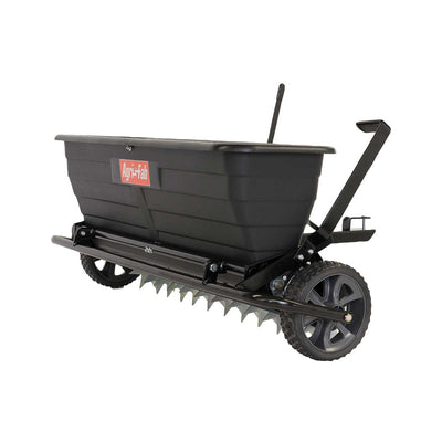 Agri-Fab 175 lb Spiker-Seeder Drop Spreader