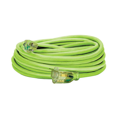 Flexzilla® 50' Outdoor Pro Extension Cord, 14/3 AWG SJTW