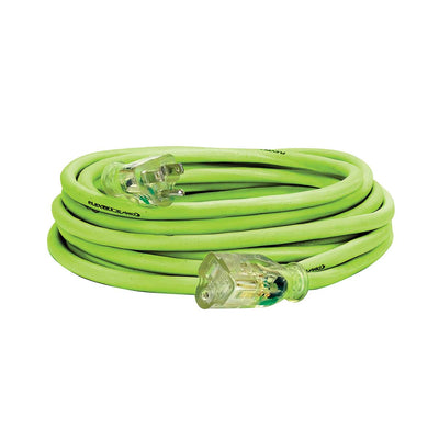 Flexzilla® 25' Outdoor Pro Extension Cord, 14/3 AWG SJTW